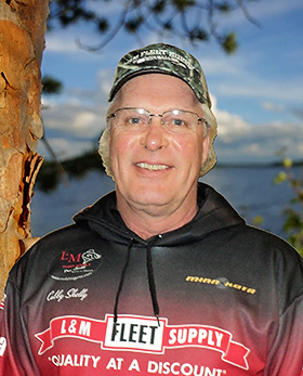 Grand Rapids, Minnesota Fishing Guide Jeff Skelly