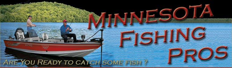 MN Fishing Pros - Lake Winnibigoshish and Beyond