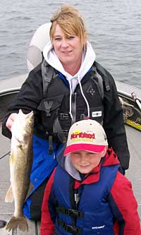 Minnesota Fishing Guide Charlie Worrath